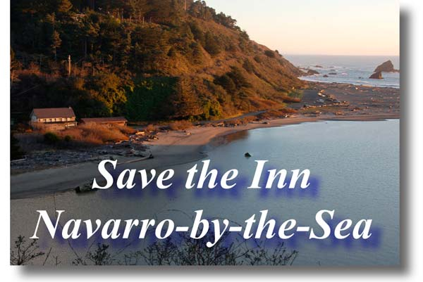 save the navarro by the sea inn